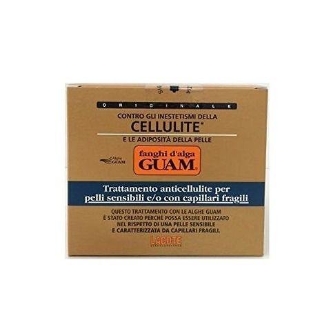 Fanghi d'Alga guam per pelli sensibili e/o con capillari fragili