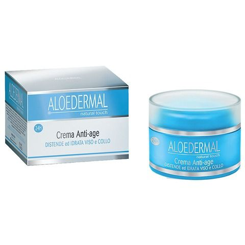 Aloe dermal Crema Anti-Age