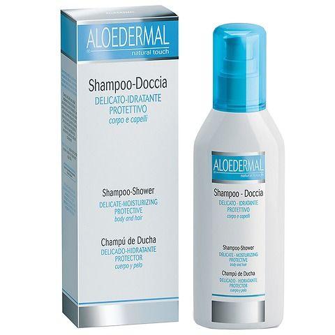 Aloe dermal Shampoo Doccia