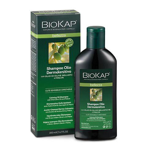 Biokap shampoo olio dermolenitivo