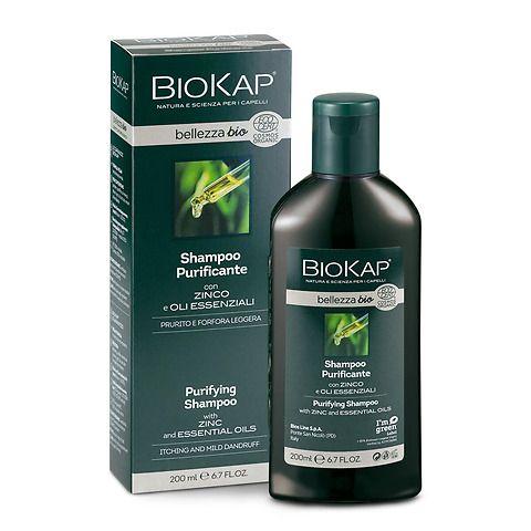 Biokap shampoo purificante bio