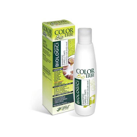 Shampoo Capelli Tinti