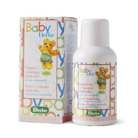 Baby bagno e shampoo