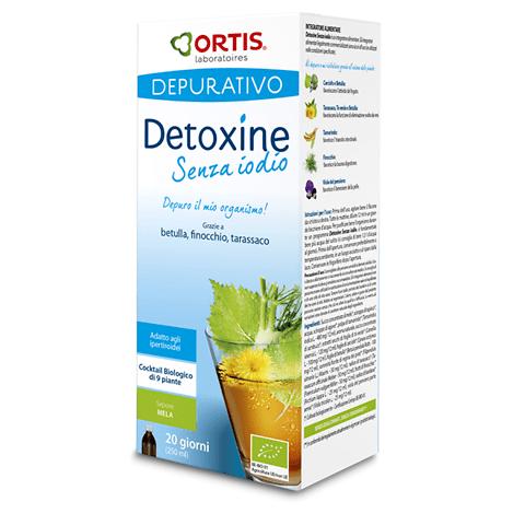 Detoxine senza iodio