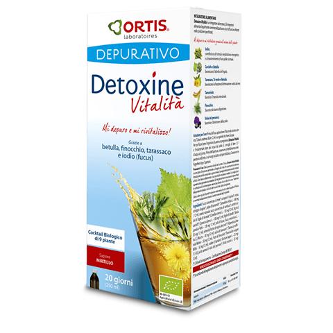 Detoxine vitalità