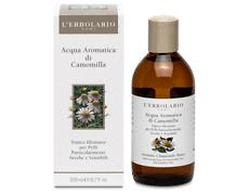 Acqua aromatica di camomilla