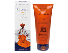 Patchouly crema corpo