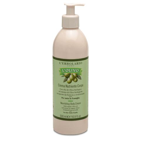 L'olivo crema corpo