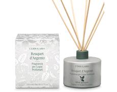 Bouquet d'Argento fragranza per legni profumati