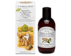 Shampoo miglio e soia