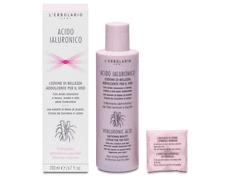 Acido ialuronico lozione per pelli normali e secche