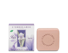 Iris sapone profumato