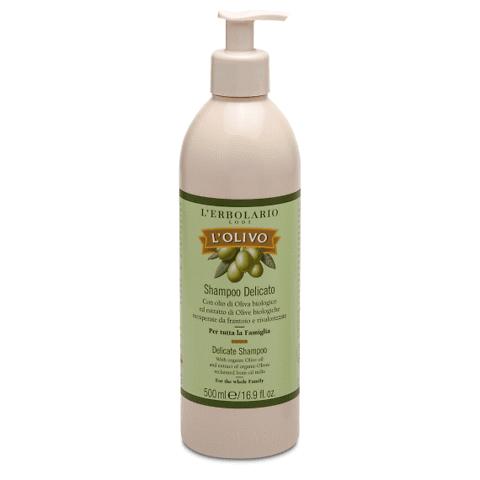 L'olivo shampoo delicato