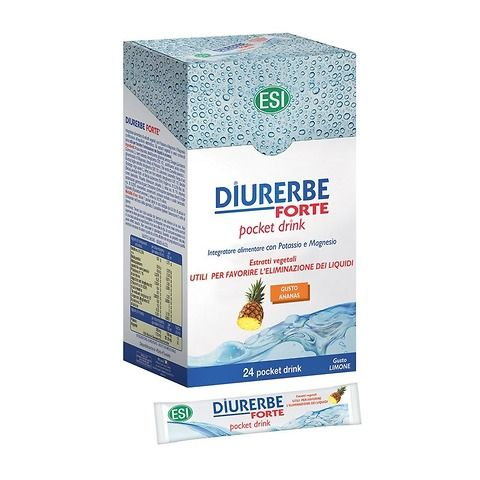 Diurerbe Forte Pocket Drink