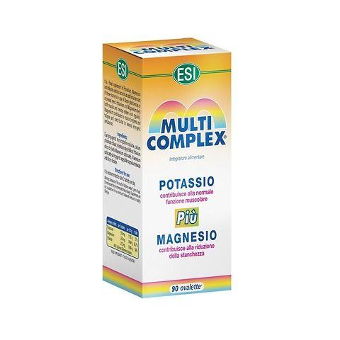 Multicomplex potassio + magnesio