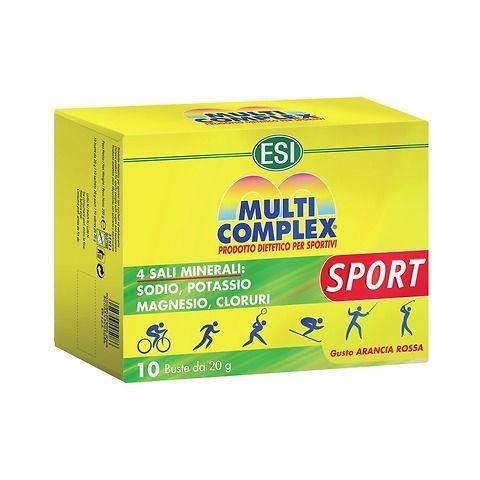 Multicomplex Sport