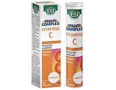 Vitamina C effervescente