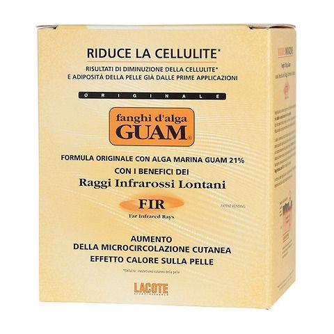 Fanghi d'Alga Guam FIR