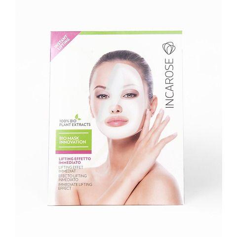 Maschera viso bio lifting effetto immediato