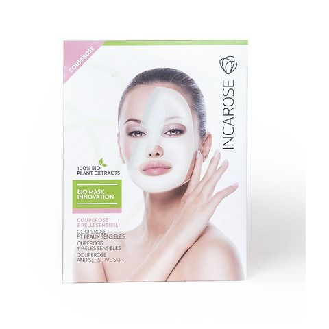 Maschera viso bio couperose