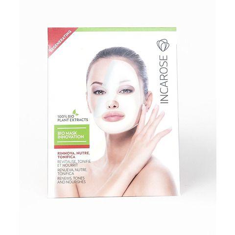 Maschera viso bio rigenerante