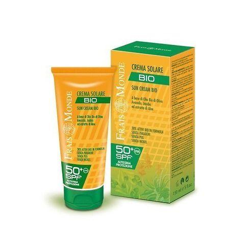 Protezione solare SPF 50+ altissima protezione