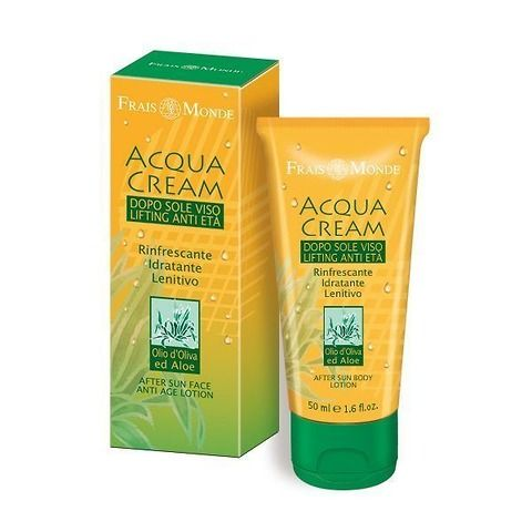 Doposole viso Acqua cream