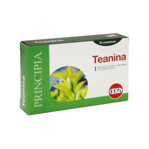 Teanina compresse