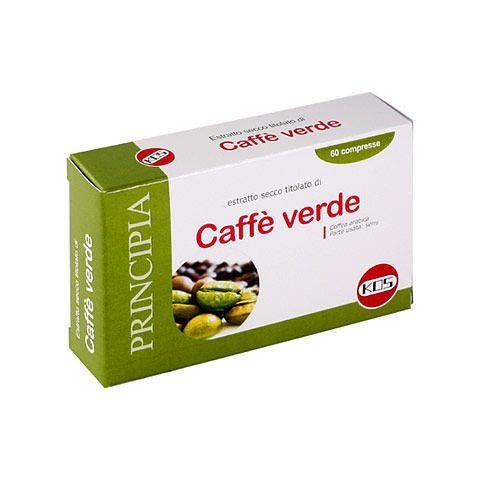 Caffè verde compresse