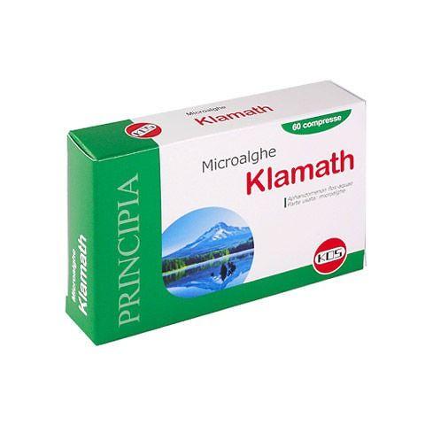 Alga Klamath compresse