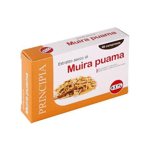Muira Puama compresse
