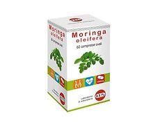 Moringa oleifera compresse