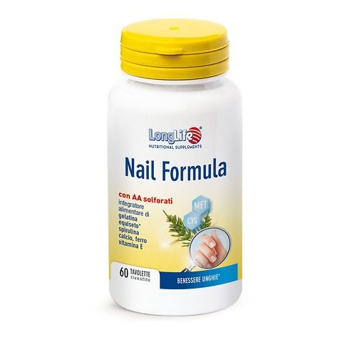 Nail Formula