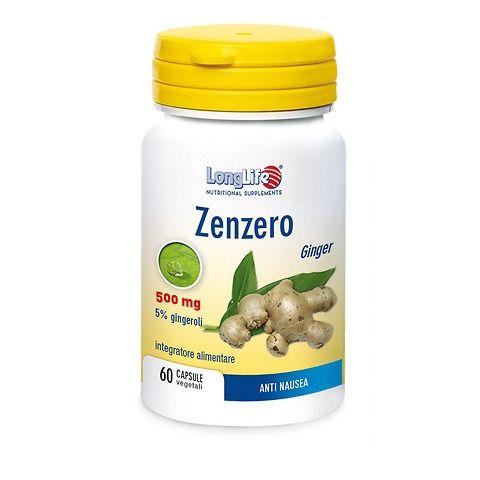 Zenzero capsule
