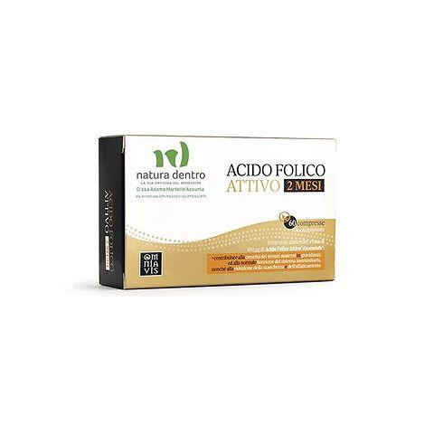 Acido folico attivo