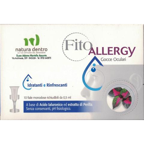 FitoAllergy- Gocce oculari