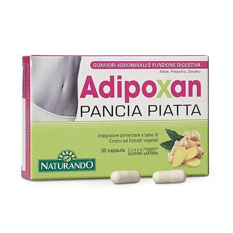 Adipoxan Pancia Piatta