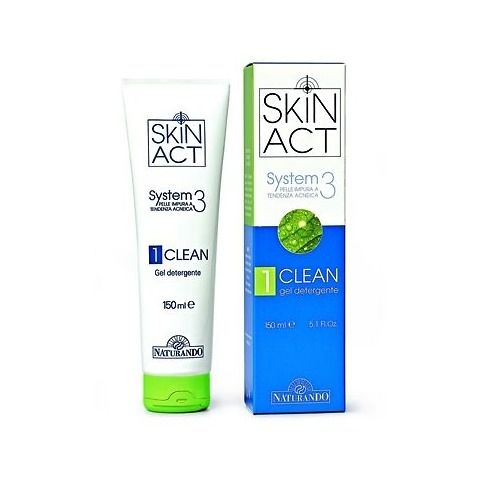Skin Act Clean