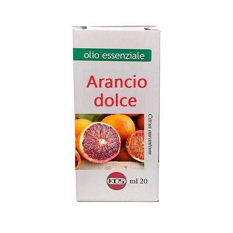 Arancio dolce Olio Essenziale