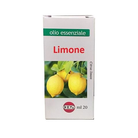 Limone Olio Essenziale