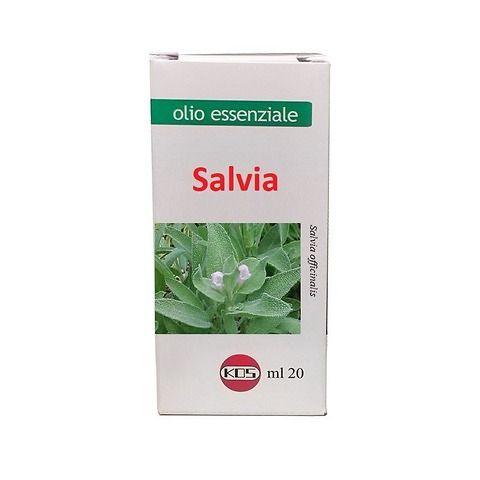 Salvia Olio Essenziale