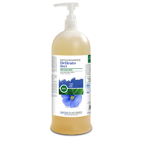 Doccia shampoo Biologico