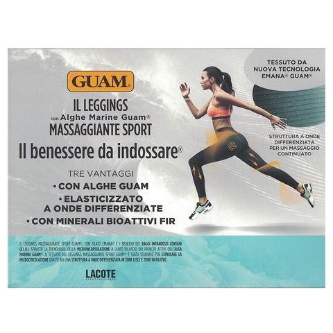 Il Leggings Massaggiante Sport