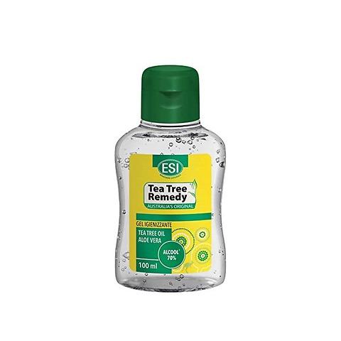 Tea tree remedy gel