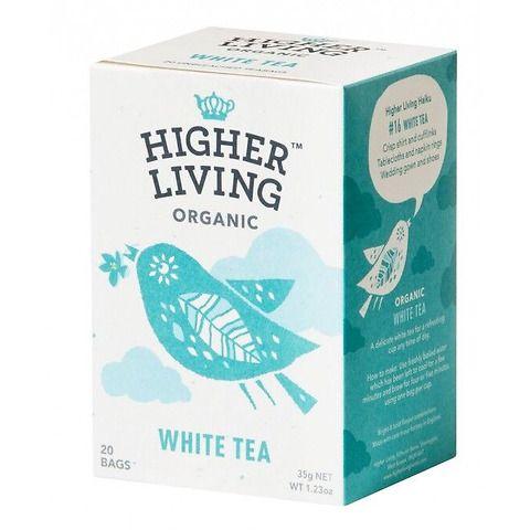 Tè bianco BIO