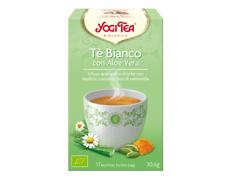 Yogi tea Tè bianco con aloe
