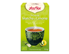 Yogi Tea Tè verde Matcha al limone