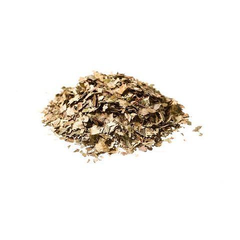 Tisana betulla foglie